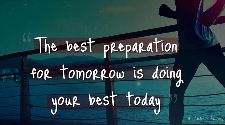 ئەمڕۆ باشترین داهاتوو بۆ خۆت درووست بکە